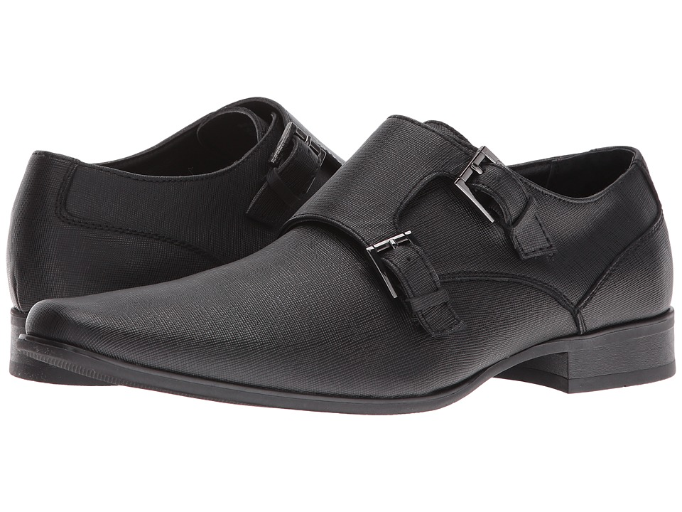 Calvin Klein - Butler (Black) Men's Shoes