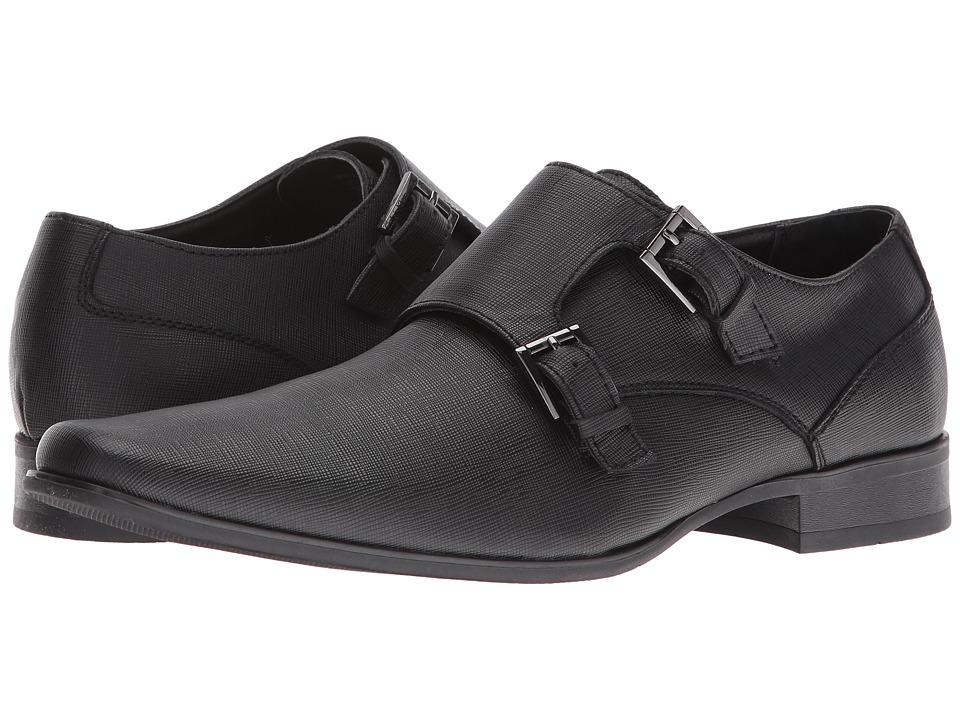 Calvin Klein - Butler (Black) Men's Shoes
