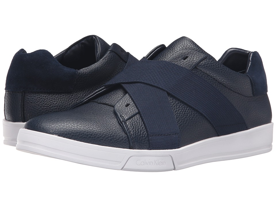 Calvin Klein - Baku (Dark Navy) Men's Shoes