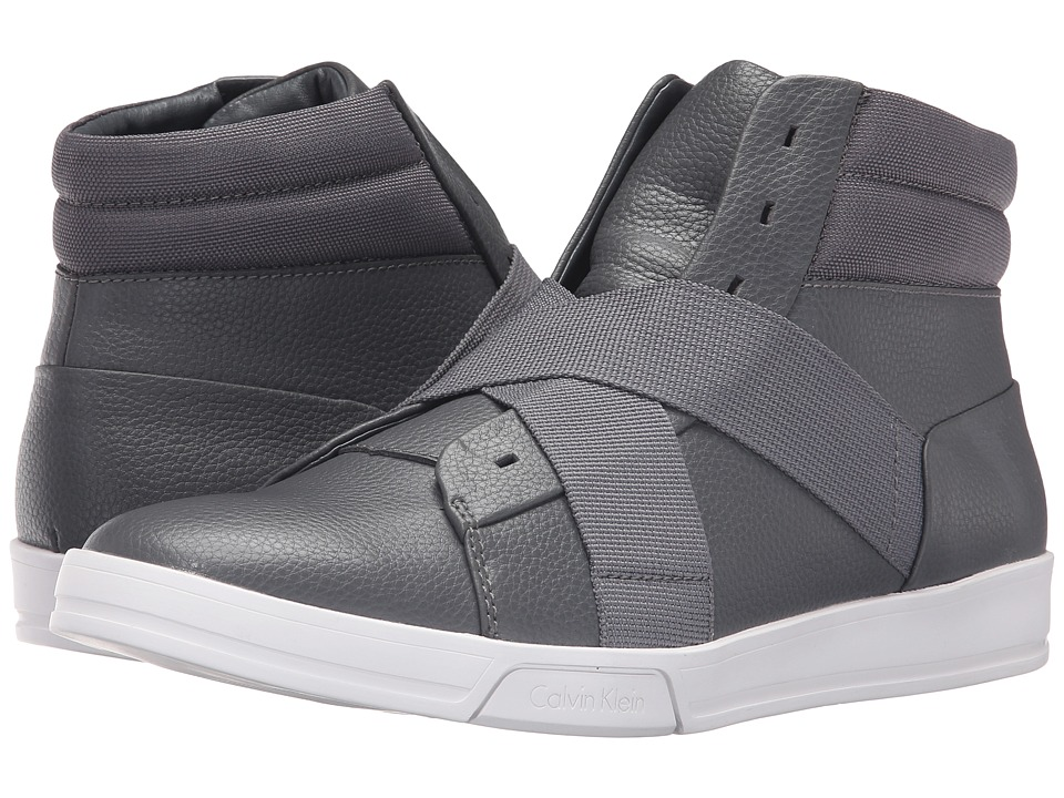 Calvin Klein - Banjo (Grey) Men's Shoes