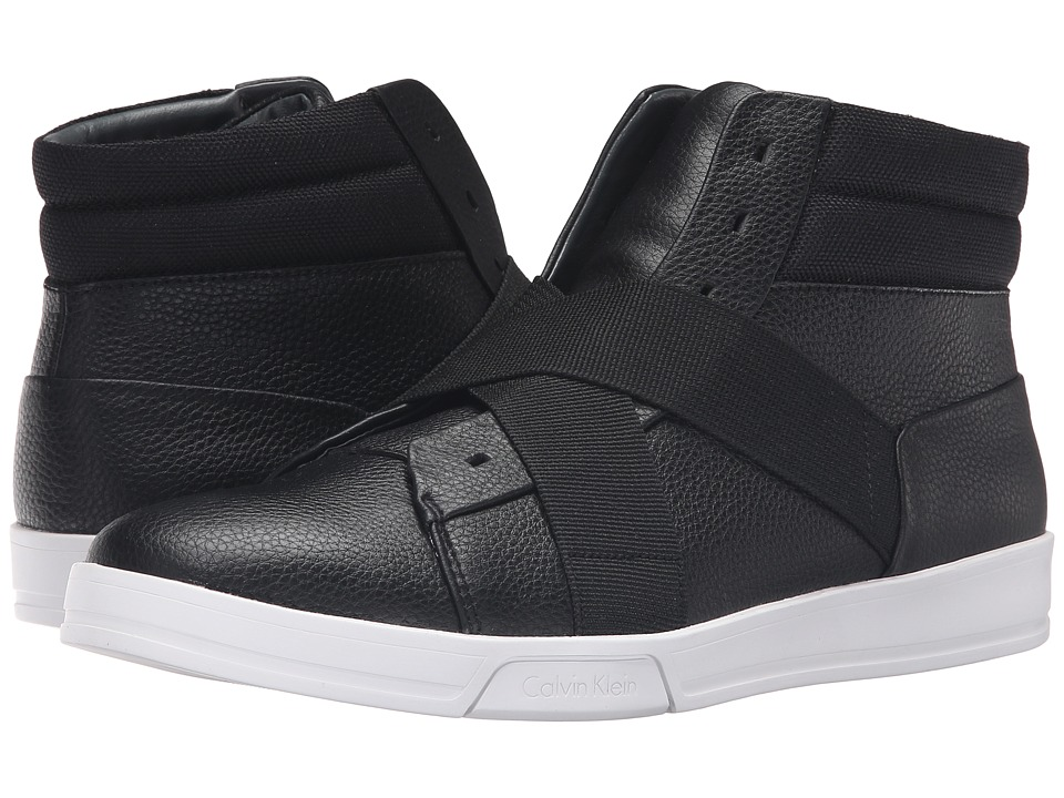 Calvin Klein - Banjo (Black) Men's Shoes