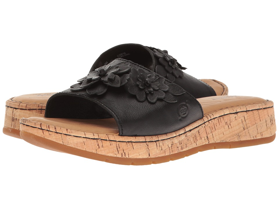 Born Dottie (Black Full Grain) Women