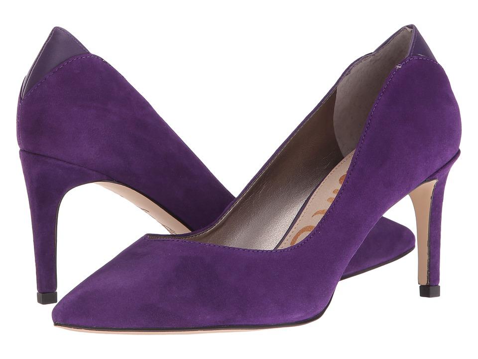 Sam Edelman - Orella (Purple Rain Kid Suede Leather) High Heels
