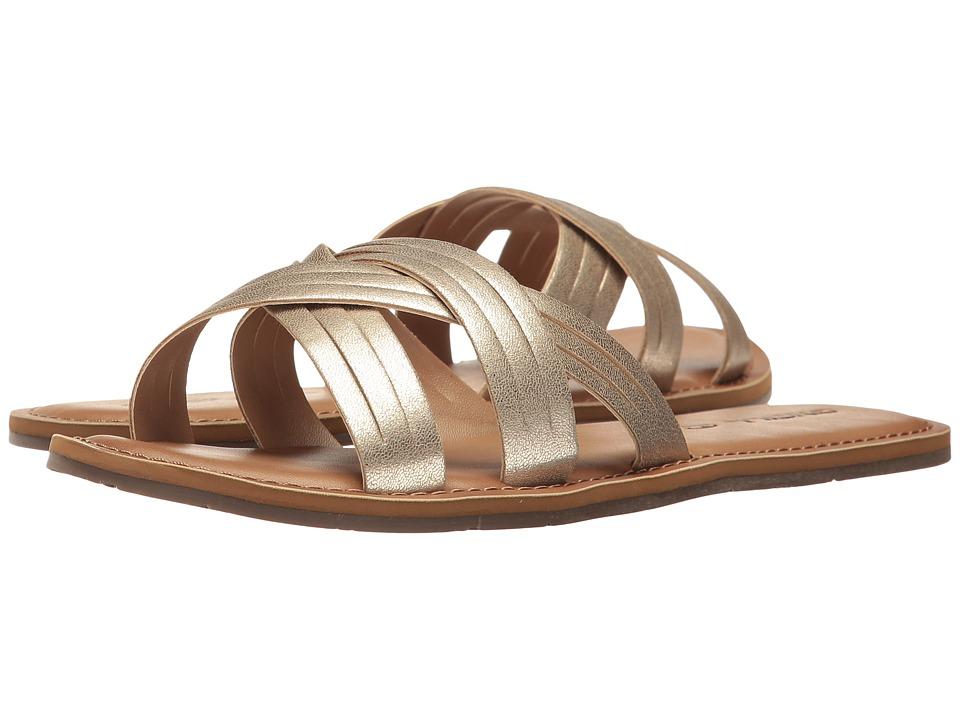O'Neill - Belinda (Champagne) Women's Sandals