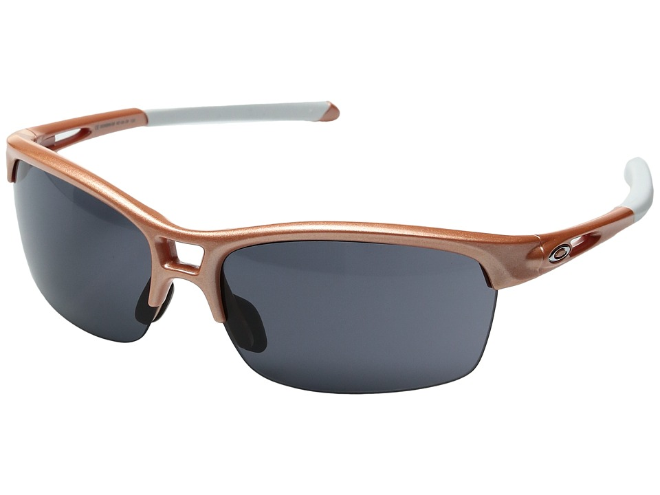 Oakley - RPM Squared (Grapefruit Pearl w/ Grey) Sport Sunglasses