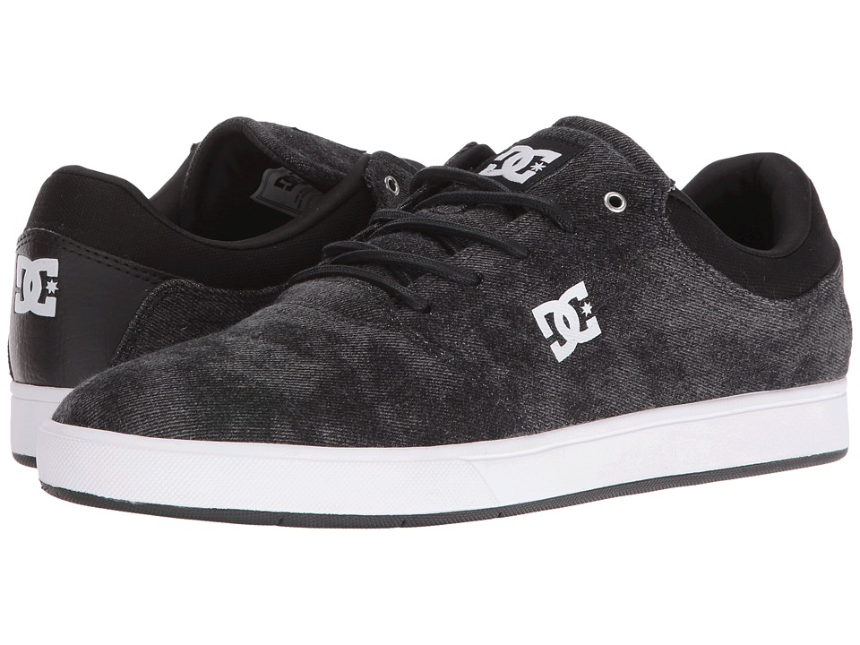 DC - Crisis TX SE (Black Acid) Men's Skate Shoes