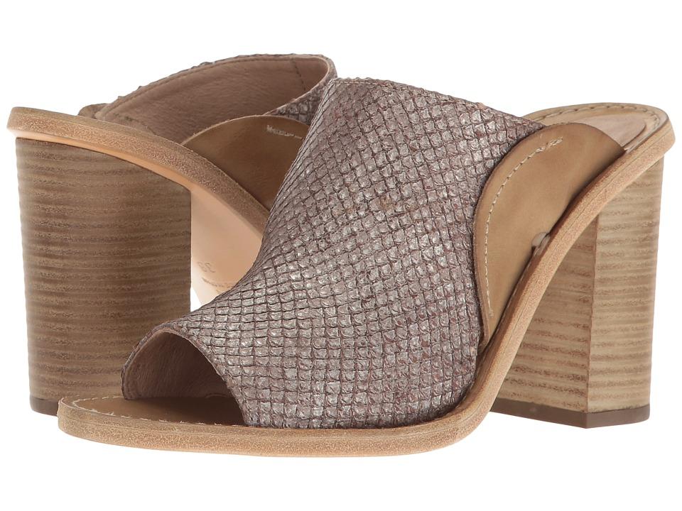 Free People - Phantom Mule (Grey) Women's Clog/Mule Shoes