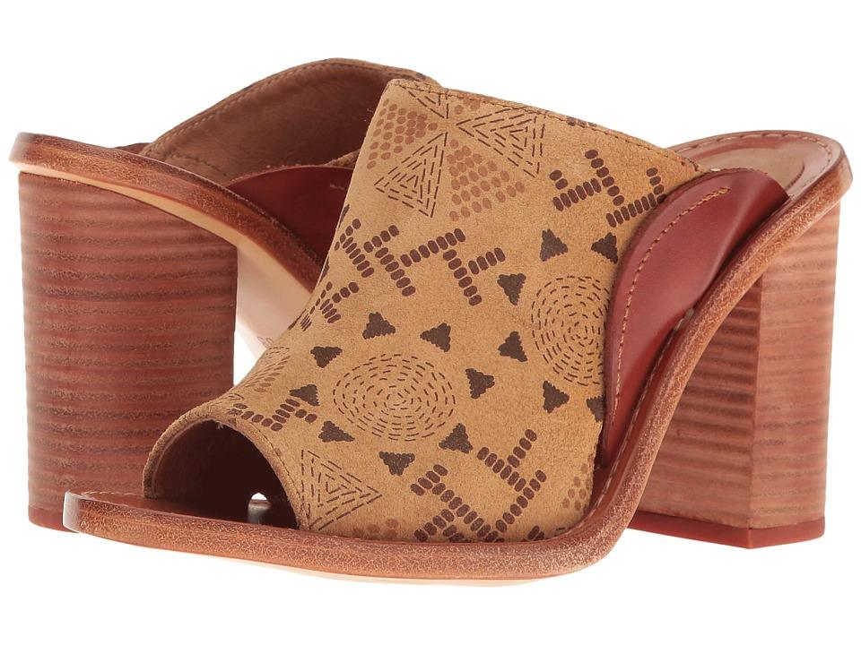 Free People - Phantom Mule (Taupe) Women's Clog/Mule Shoes