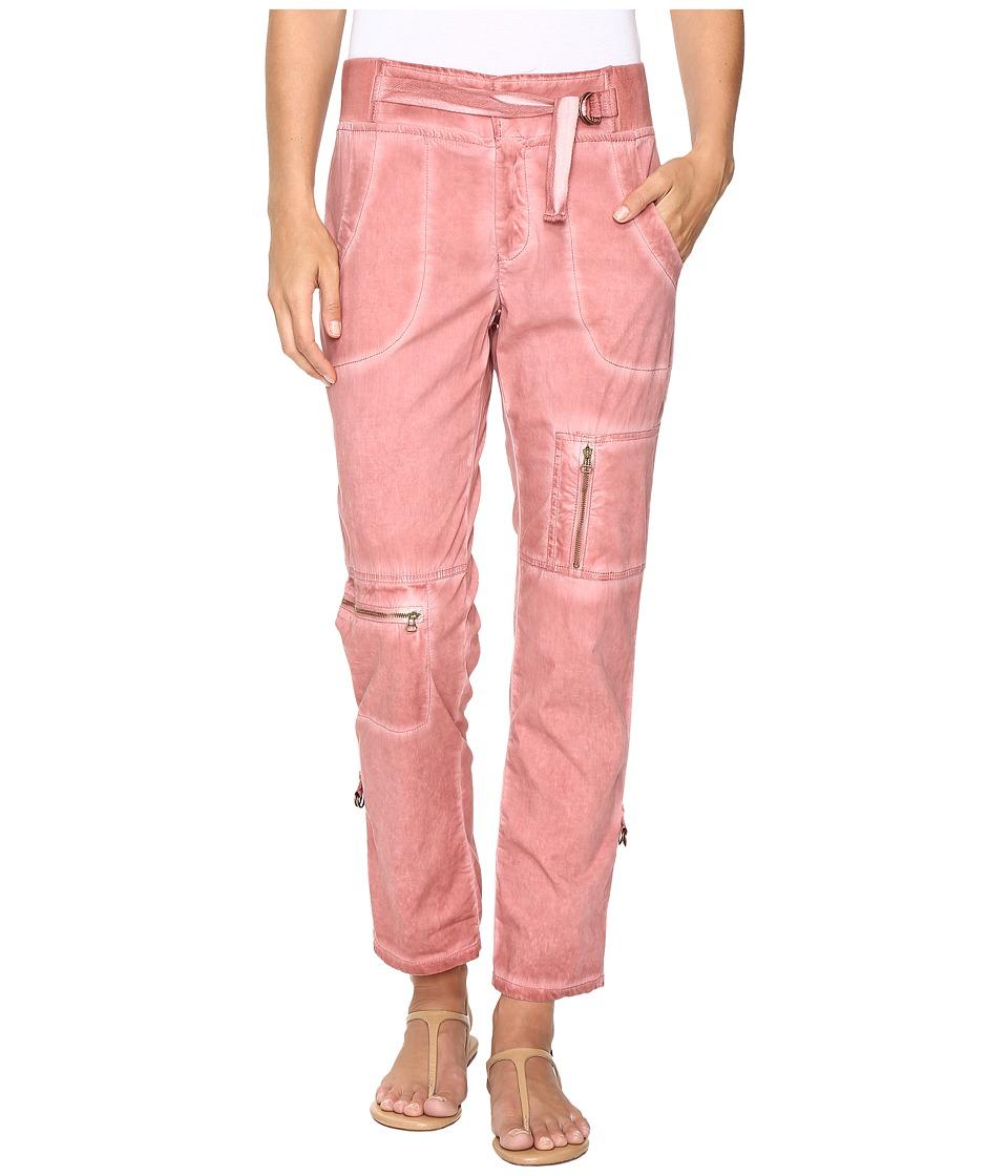 XCVI - Corine Pants (Oil Wash Persimmon) Women's Casual Pants