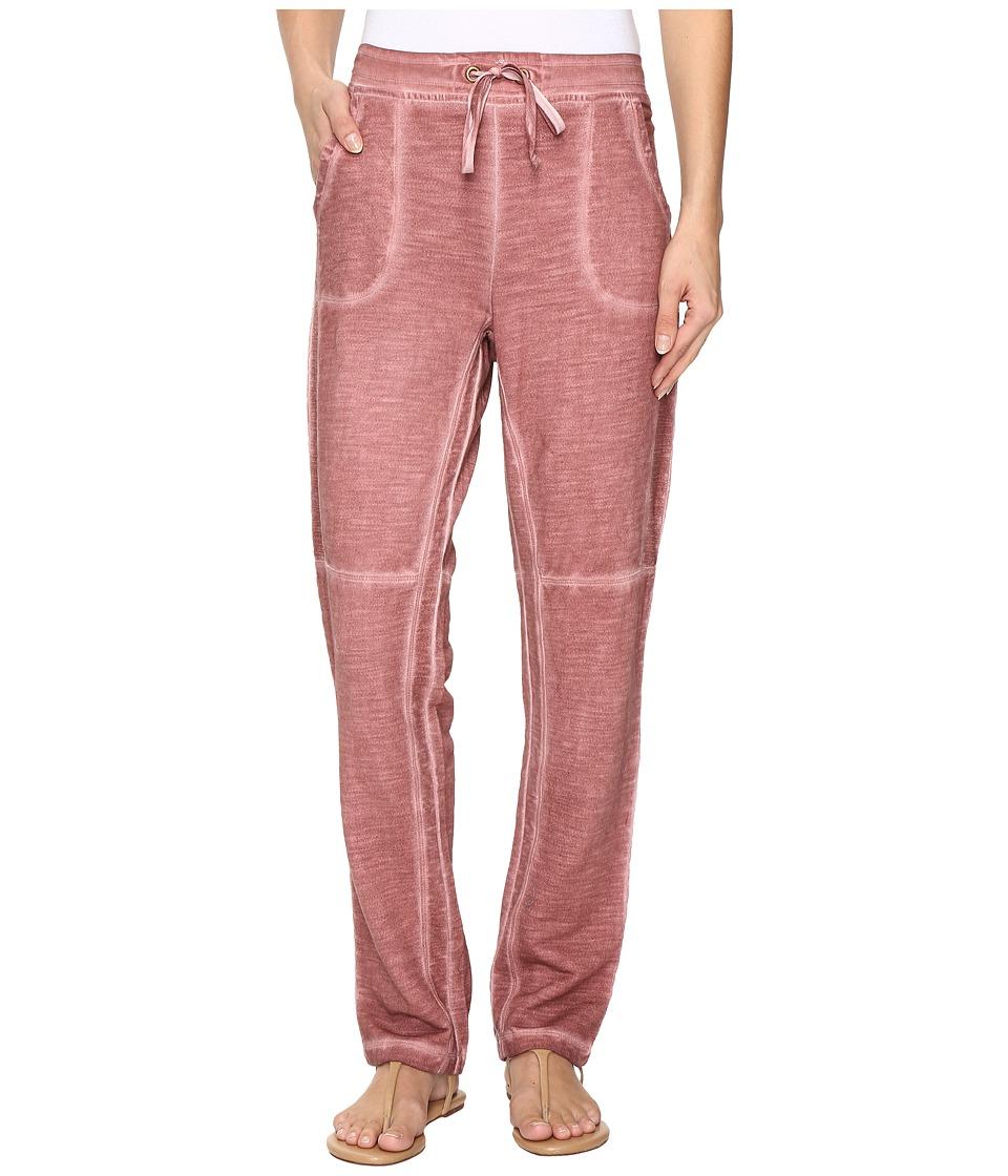 XCVI - Annamay Pants (Oil Wash Persimmon) Women's Casual Pants