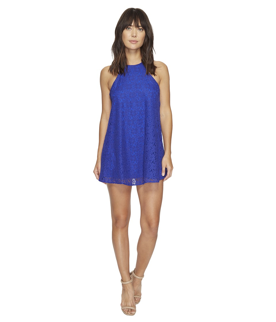 Lucy Love - Charlie Dress (Sapphire) Women's Dress