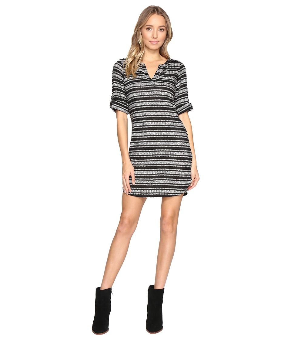 Lucy Love - Lasting Happiness Dress (Black Out) Women's Dress
