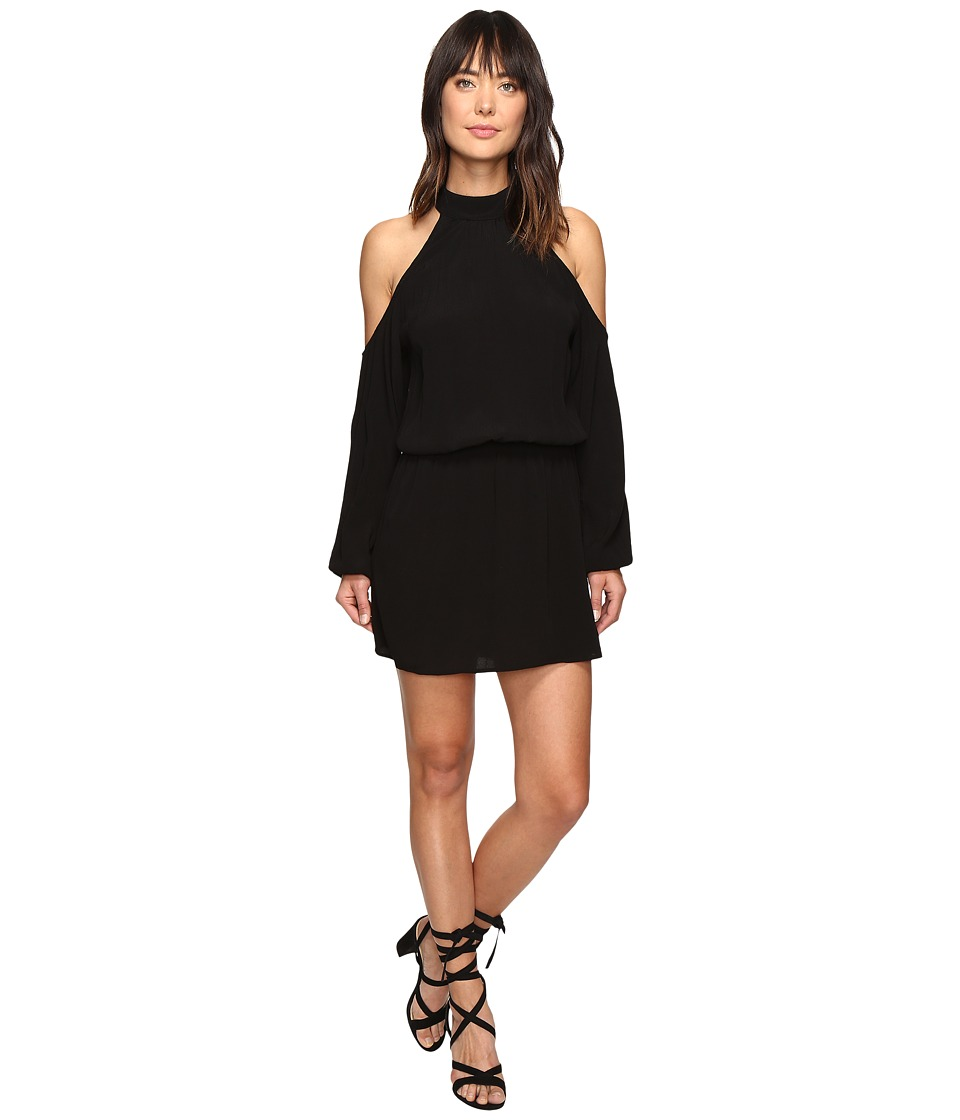 Lucy Love - Genna Dress (Black) Women's Dress