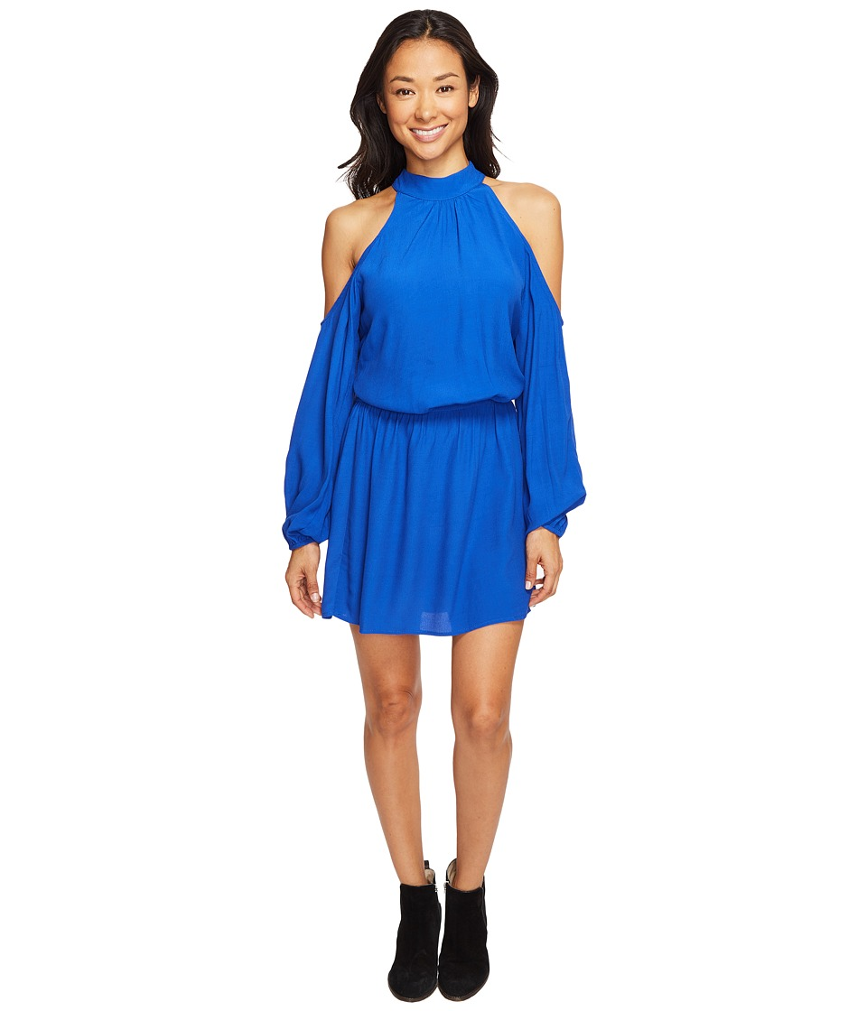 Lucy Love Genna Dress (Boogalu Blue) Women