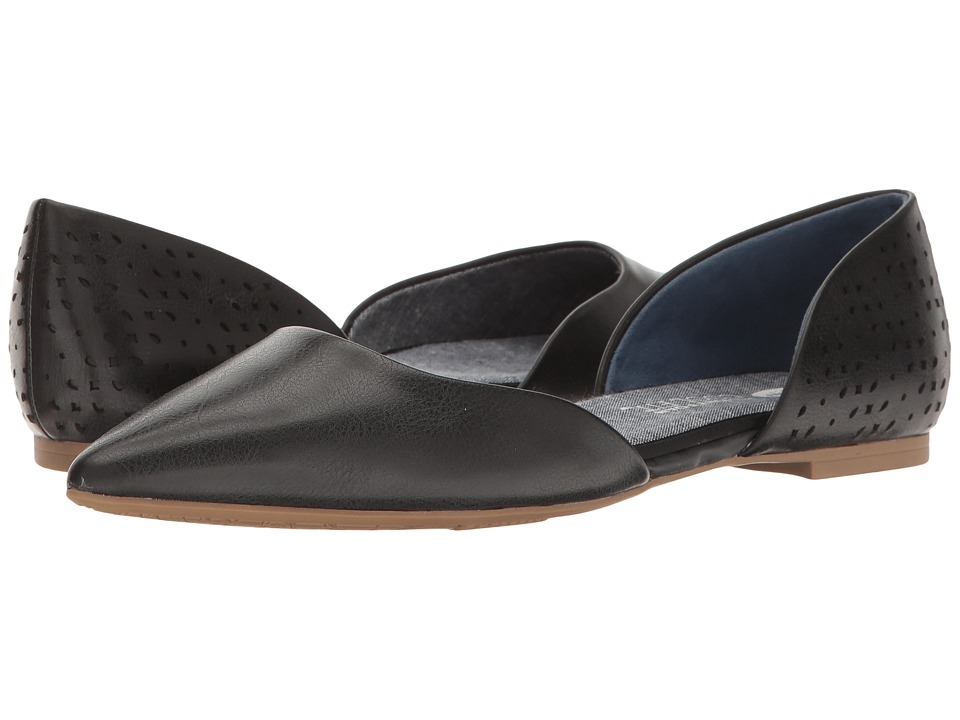 Dr. Scholl's - Svetlana (Black Chopout) Women's Shoes