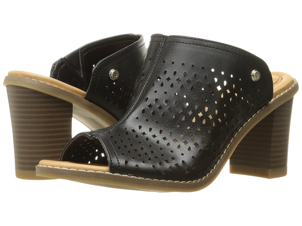 Dr. Scholl's - Promise (Black Chopout) Women's Shoes