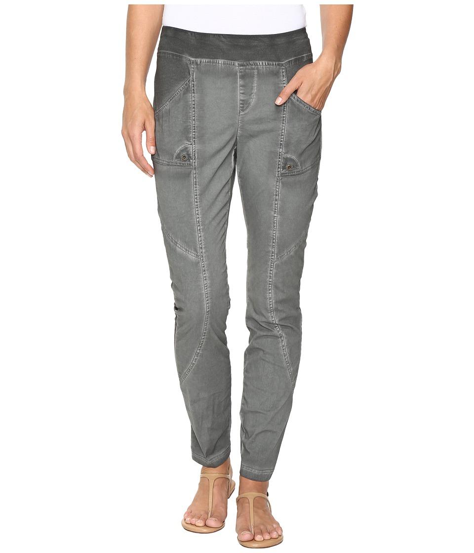 XCVI - Dalia Pants (Oil Wash Spruce) Women's Casual Pants