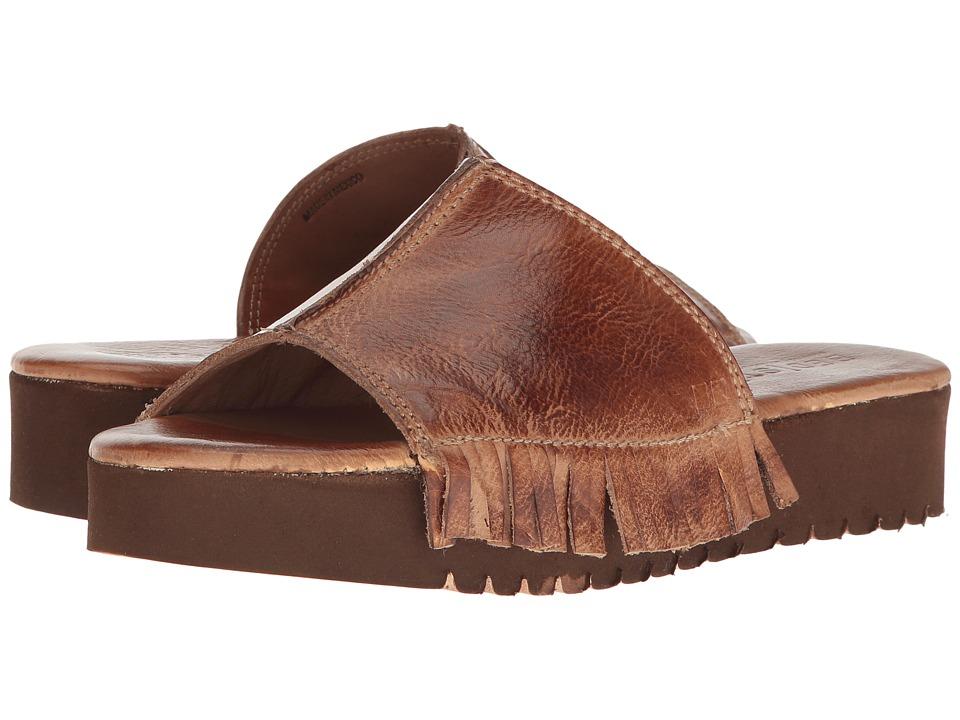 Bed Stu - Fairlee (Tan Dip-Dye) Women's Shoes