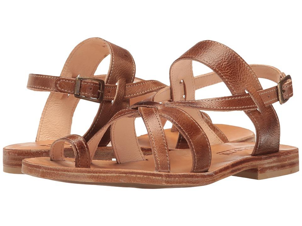 Bed Stu - Manati (Tan Rustic) Women's Shoes
