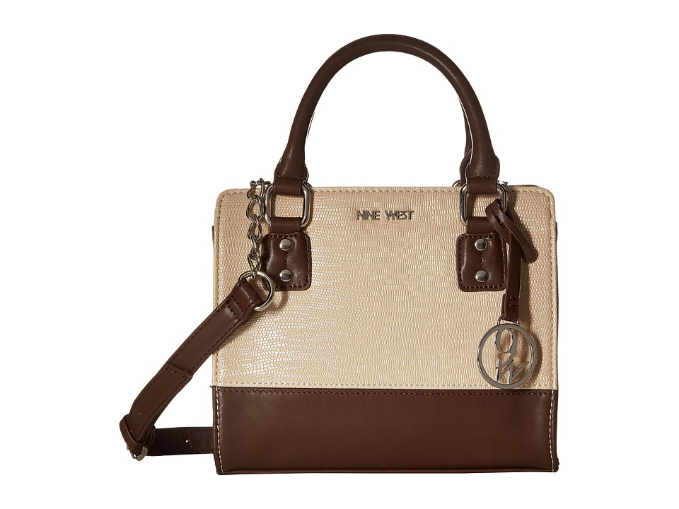 Nine West - You and Me (Toasted Oat/Sable) Handbags