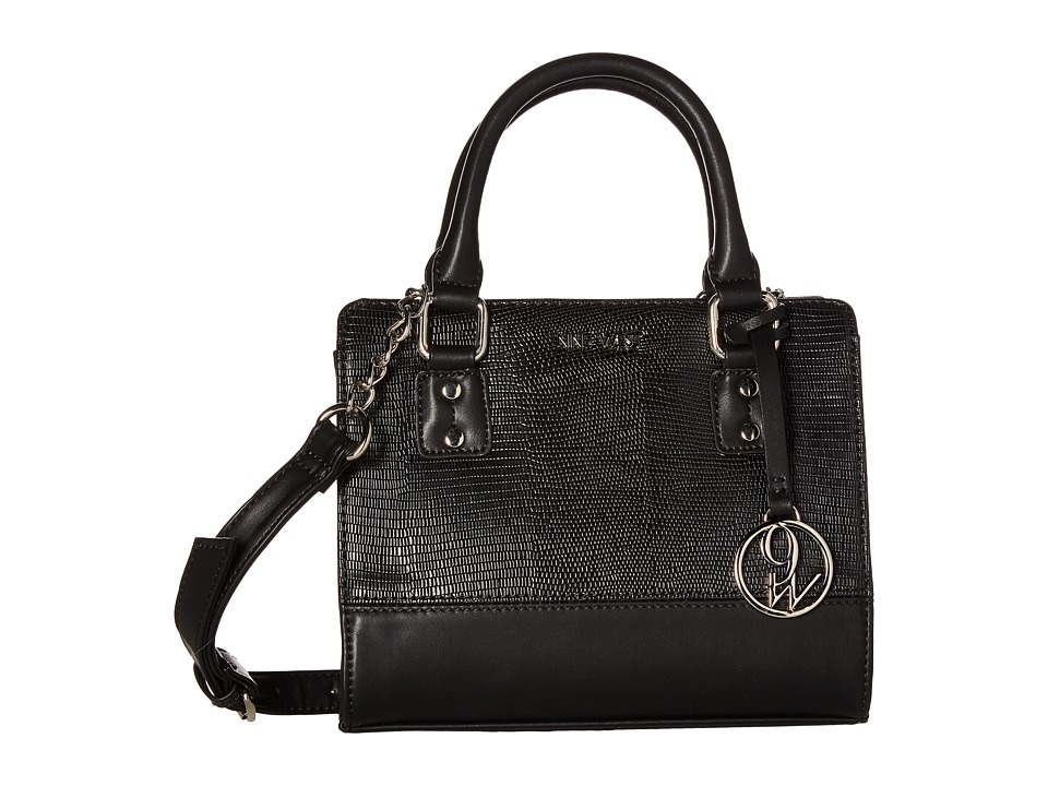 Nine West - You and Me (Black/Black) Handbags