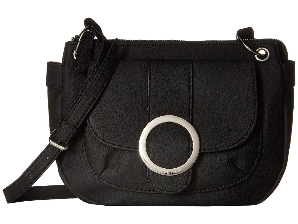 Nine West - Know The Ropes (Black) Handbags