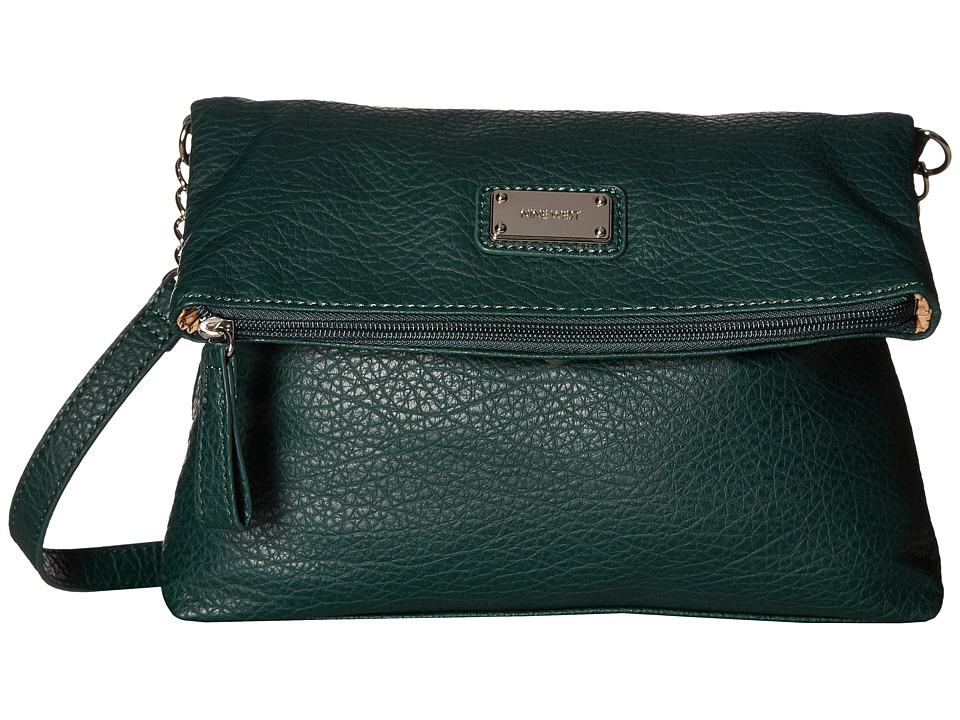 Nine West - Overbrook Crossbody (Dark Emerald) Cross Body Handbags