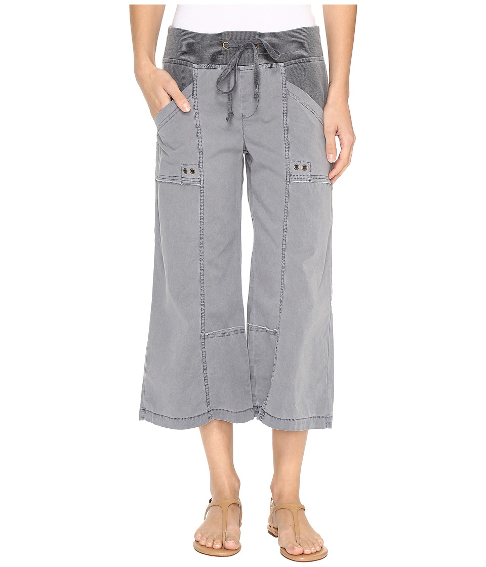 XCVI - Ayara Crop Pants (Mood Indigo) Women's Capri