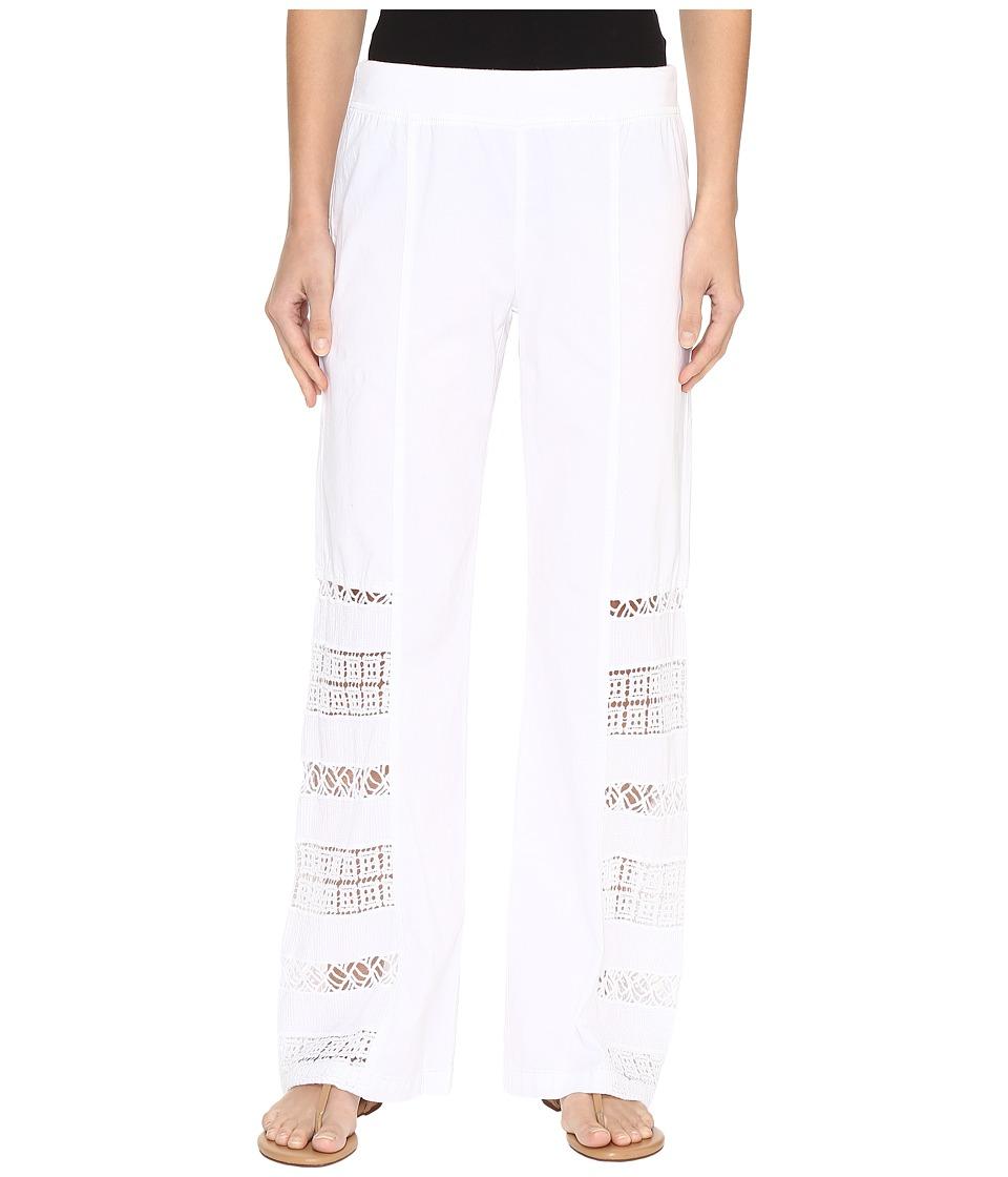 XCVI - Mei Pants (White) Women's Casual Pants