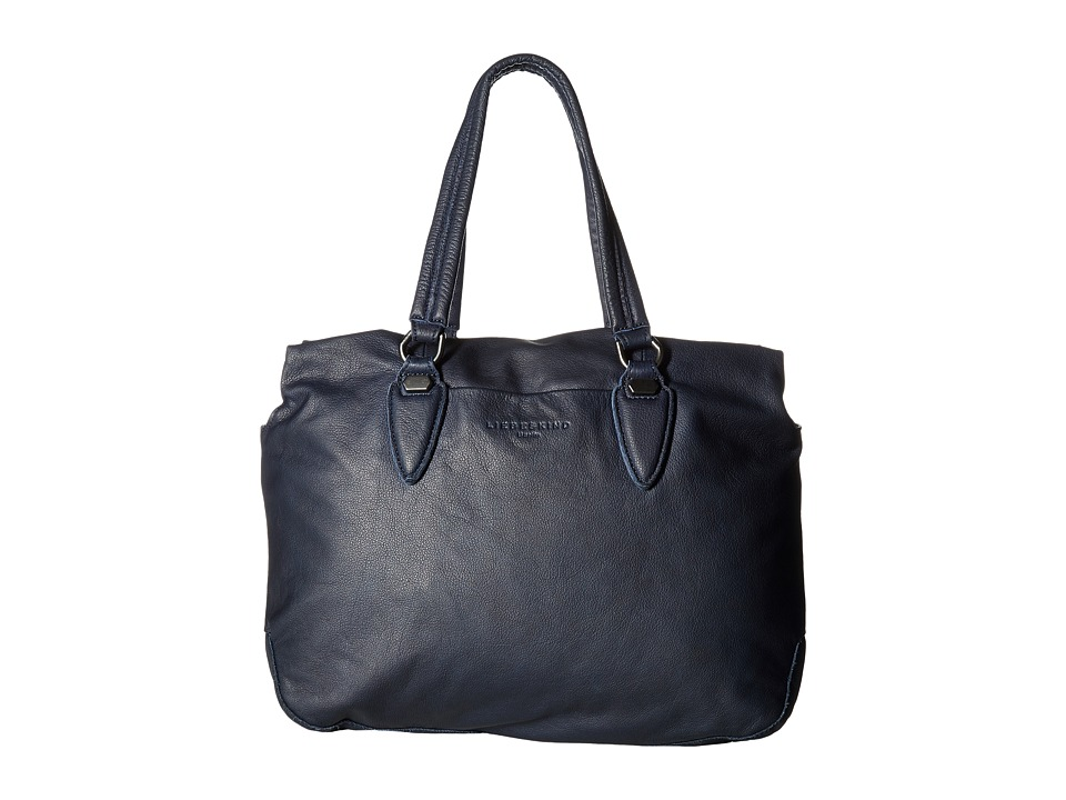 Liebeskind - Yamagata W (Midnight Blue) Handbags