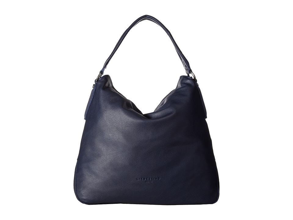 Liebeskind - Yokohama W (Midnight Blue) Handbags