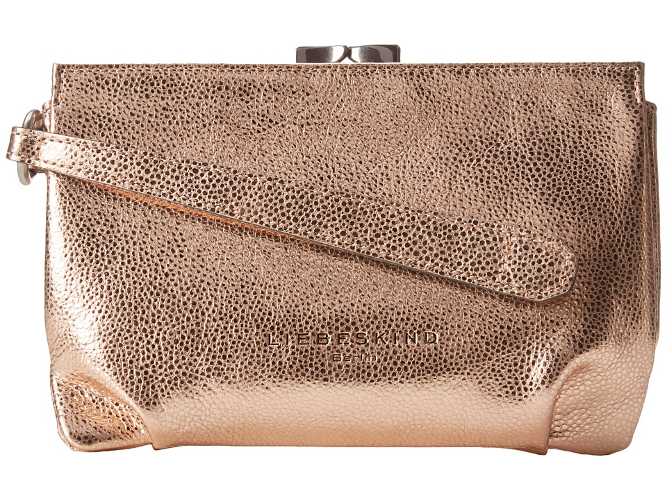 Liebeskind - Patsy (Copper) Cosmetic Case