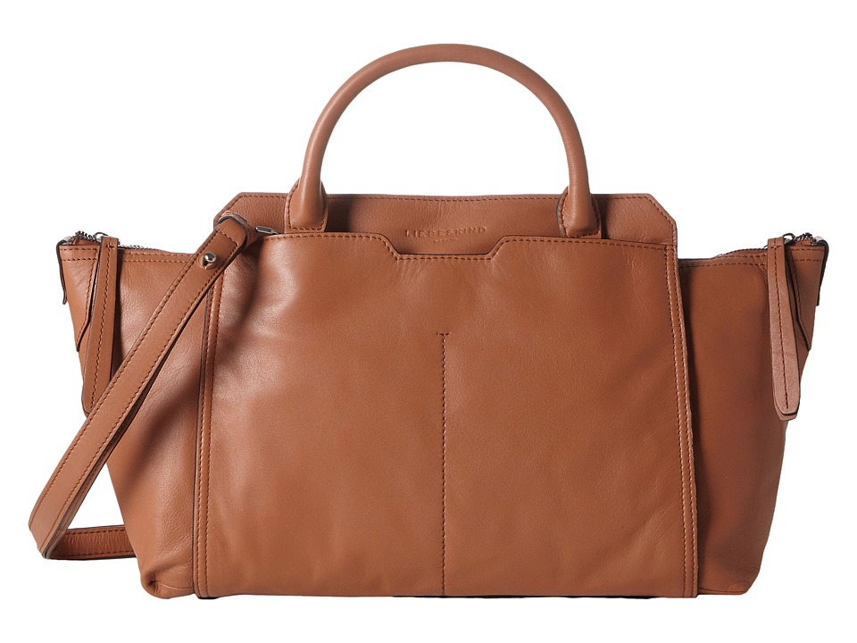 Liebeskind - Fuji (Hazelnut Brown) Handbags