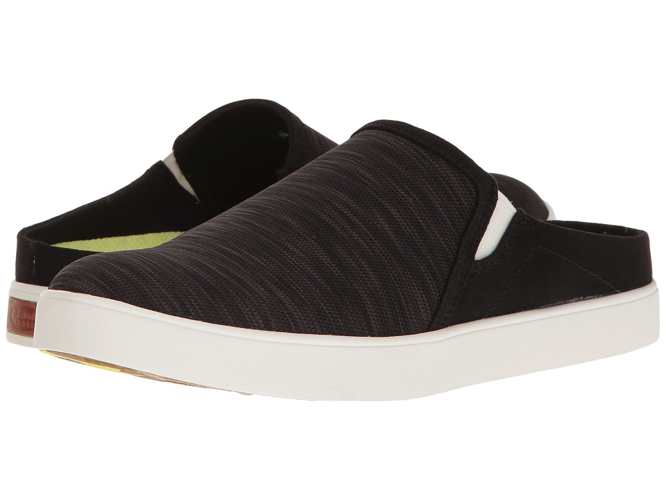 Dr. Scholl's - Madi Mule (Black Print Fabric) Women's Shoes