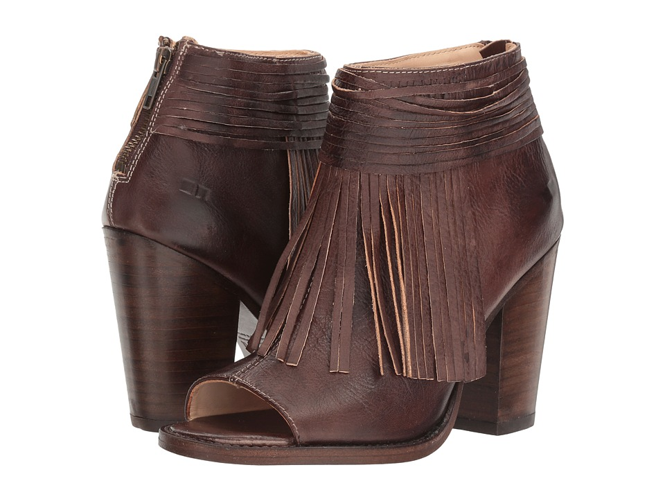 Bed Stu - Olivia (Brown Rustic) Women's Shoes