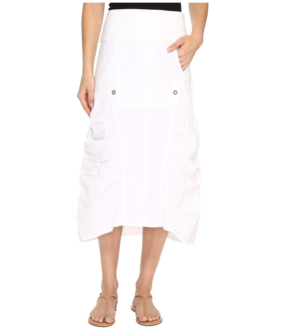 XCVI - Magnus Skirt (White) Women's Skirt
