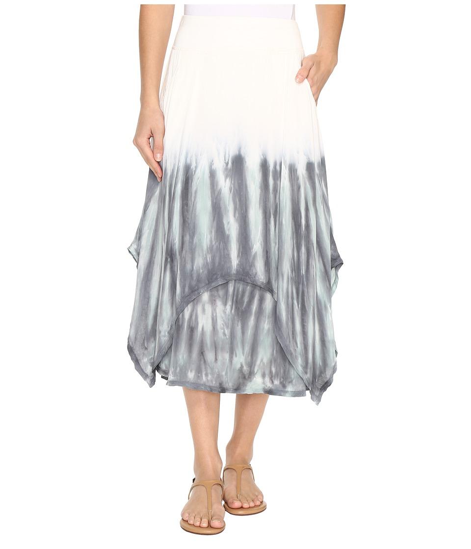 XCVI - Helena Skirt (Burney Wash Nimbus) Women's Skirt