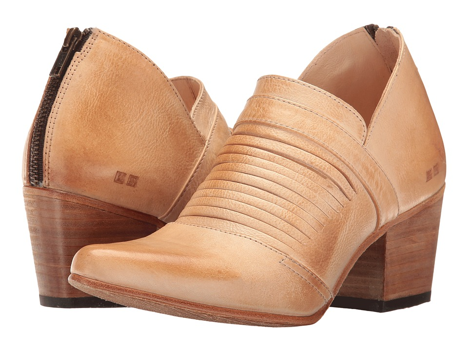 Bed Stu - Trough (Sand Rustic) Women's Shoes