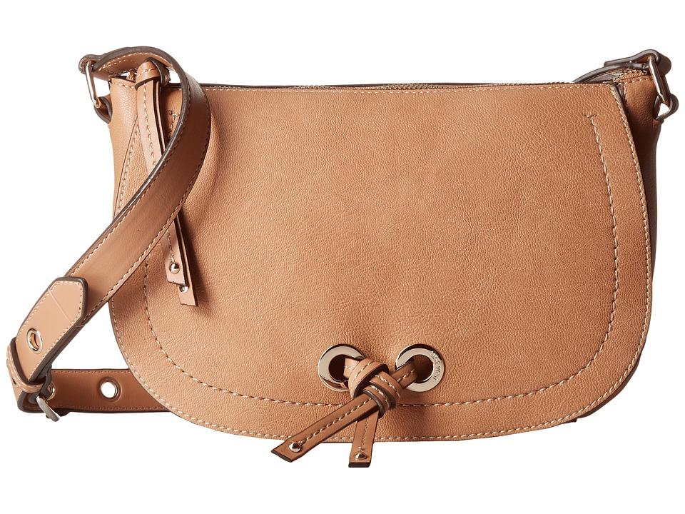 Nine West - Bohemian Crossbody (Dark Camel/Dark Camel) Cross Body Handbags