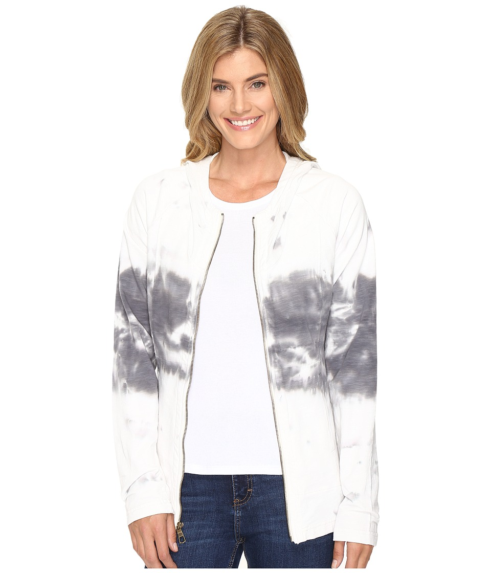 XCVI - Damaris Jacket (Riva Wash Nimbus) Women's Sweatshirt