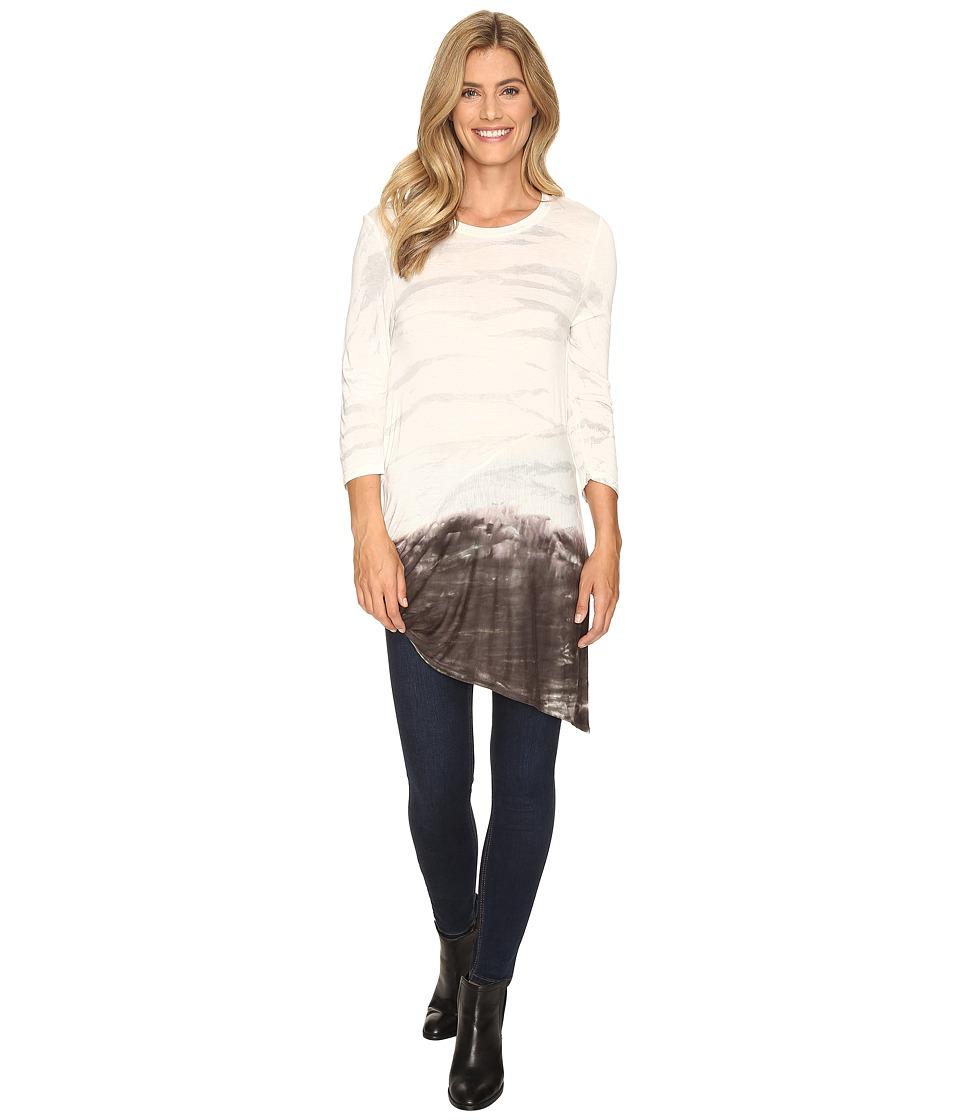 XCVI - Rosanna Top (Kamet Wash Saddle) Women's Clothing