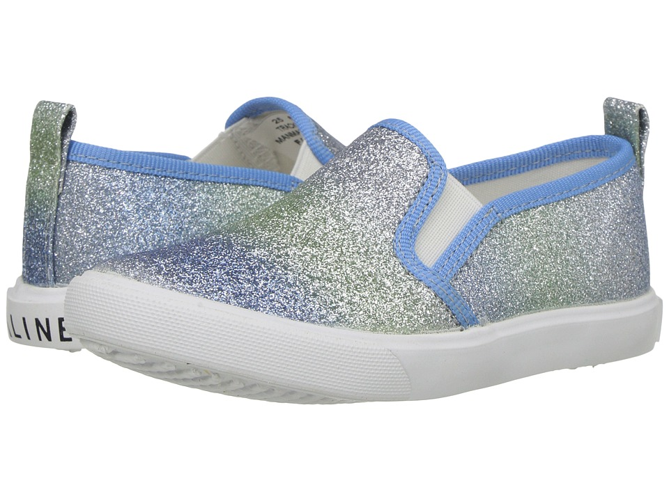 Amiana 6-A0864 (Toddler/Little Kid/Big Kid/Adult) (Blue Ombre Glitter) Girls Shoes