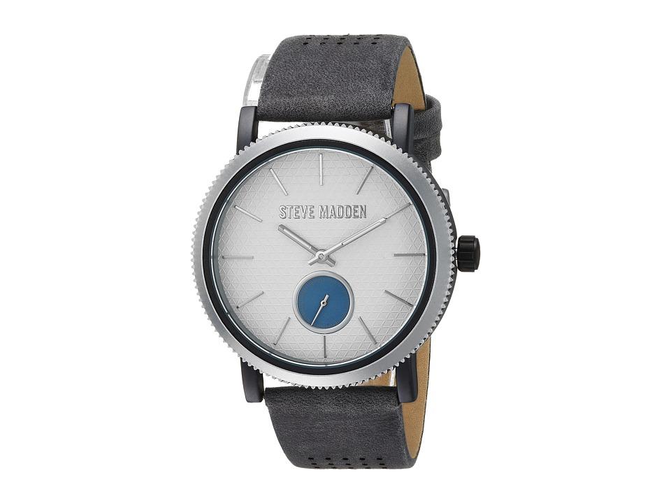 Steve Madden - Officer Watch (Grey) Watches