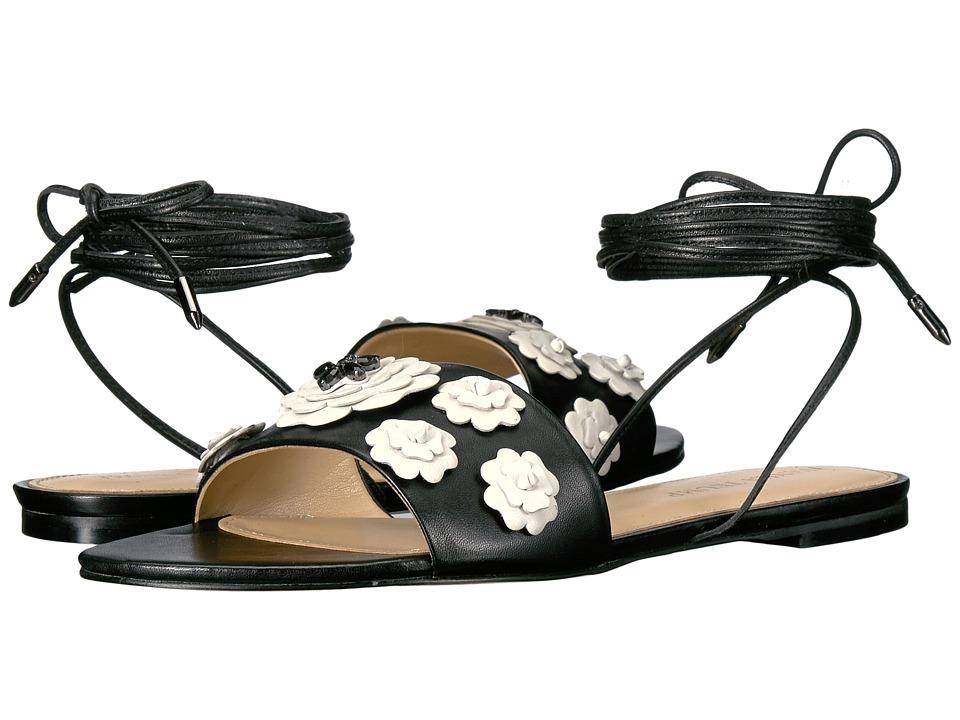 Ivanka Trump - Catera (Black Multi Fez Nappa/Fez Nappa) Women's Sandals