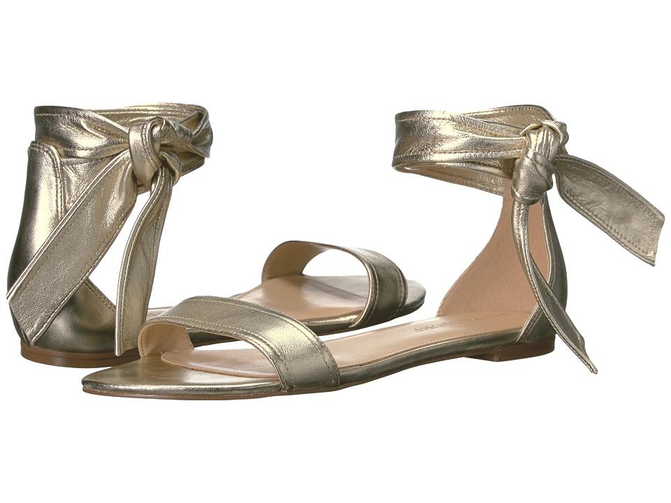Ivanka Trump - Carthe (Gold Leather/Foil Rava) Women's Sandals