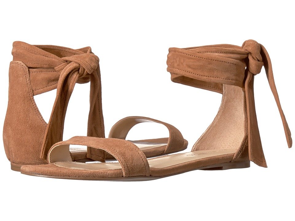 Ivanka Trump - Carthe (Medium Brown Savoy Suede) Women's Sandals