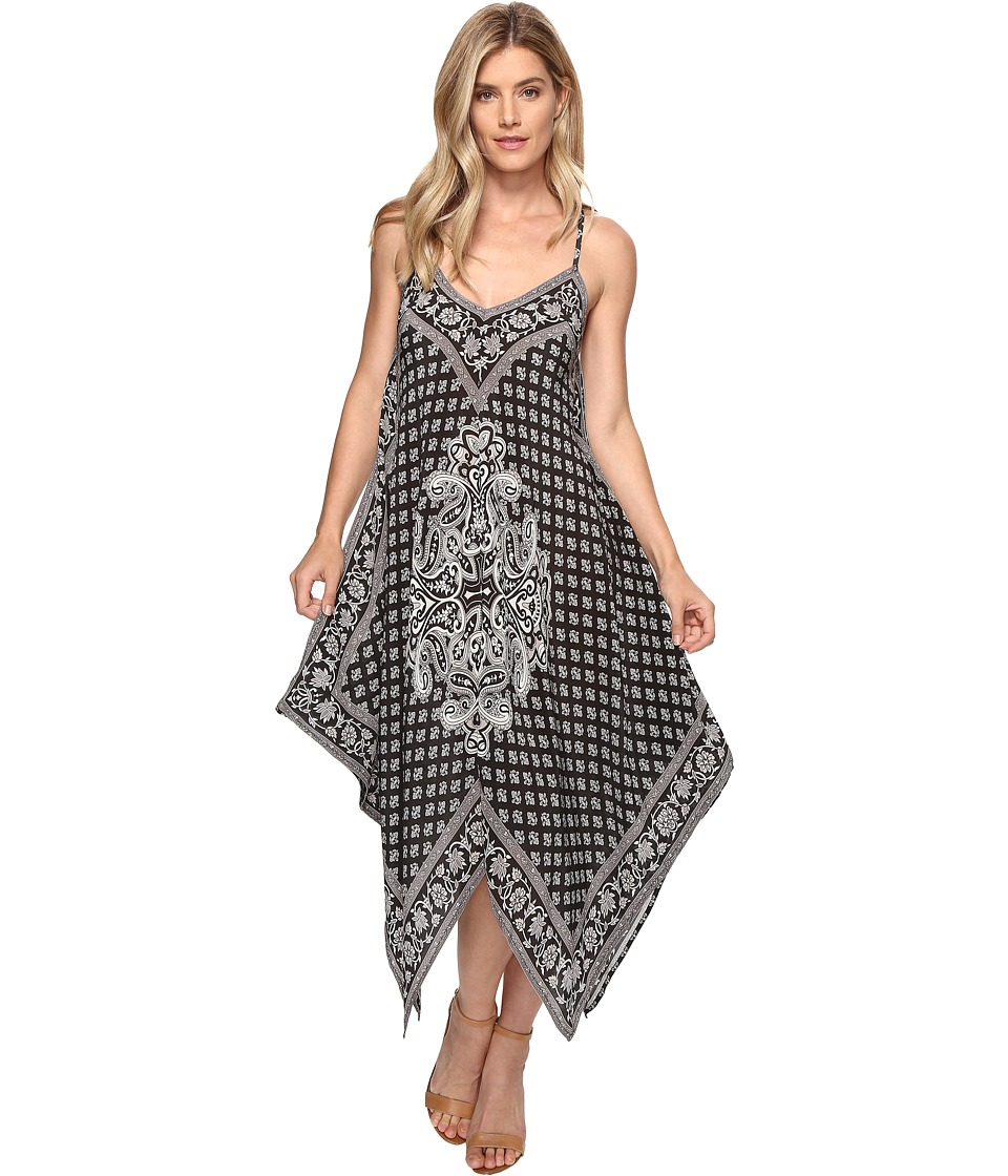 Tolani - Drew Handkerchief Maxi (Foulard) Women's Dress