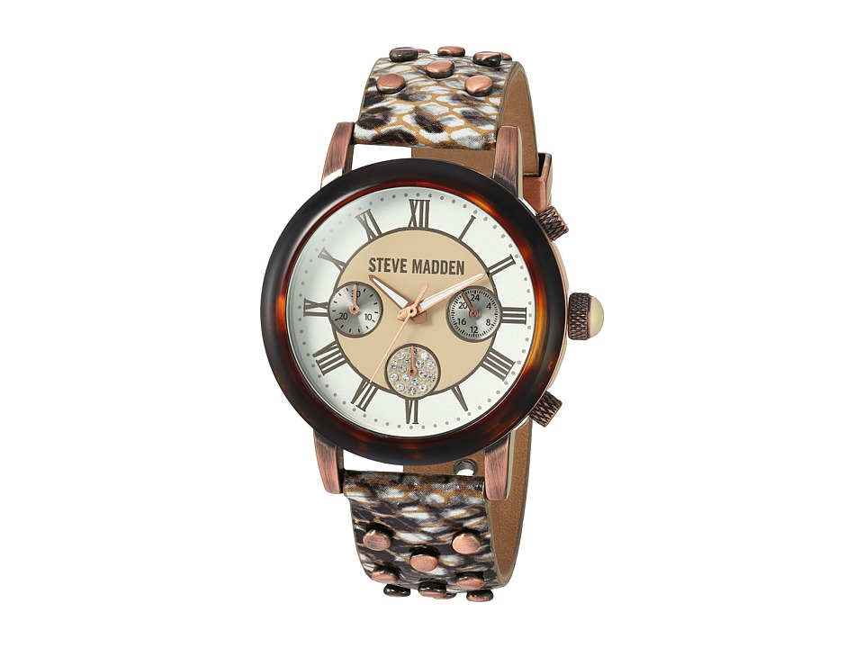 Steve Madden - SMW001AQ (Cream) Watches
