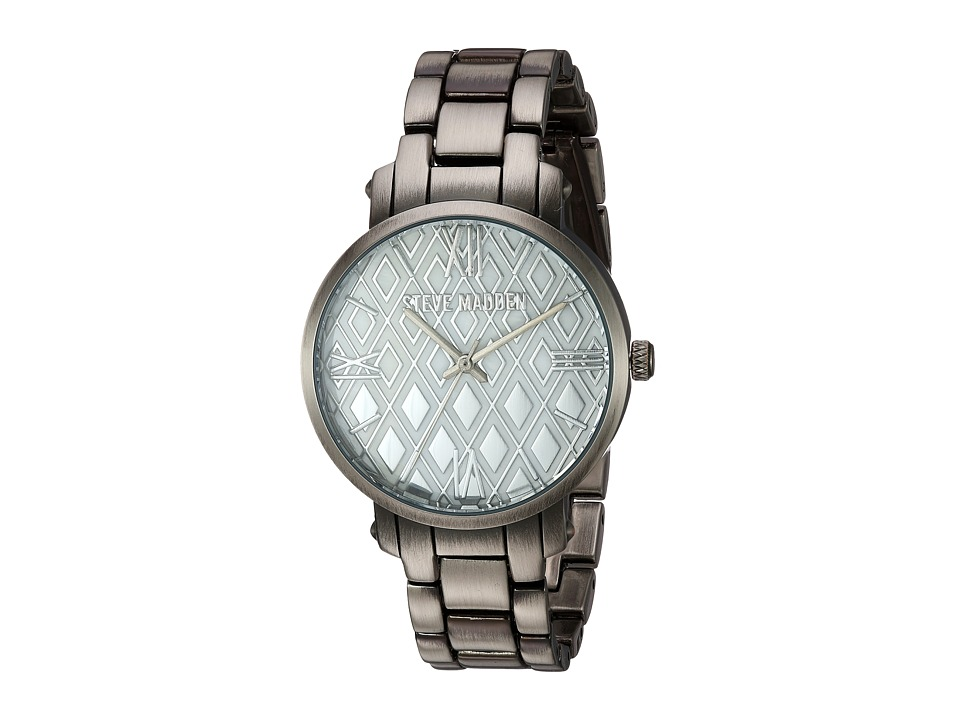 Steve Madden - SMW009AS (Antique Silver) Watches