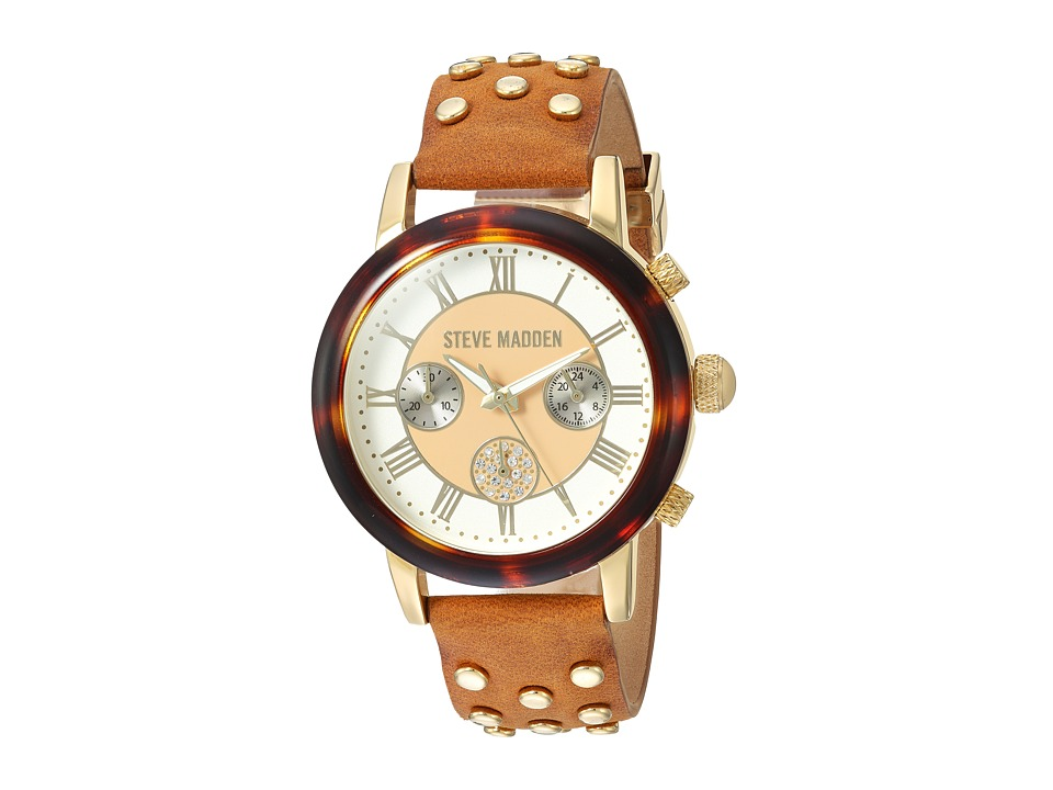 Steve Madden - SMW001G (Brown) Watches
